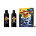 Подарочный набор для мальчиков №1182 Secret Agent 001 (шампунь+гель-пена для душа+магнит)
