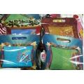 Подарочный набор для мужчины на 23 февраля два полотенца в картонной коробке (арт.062)