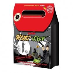 """Подарочный набор для мальчиков """"ТИМИ Секретный агент"""" №201 (шампунь 200 мл + гель для душа 200 мл)"""