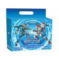 Подарочный набор для мальчиков  Star Battle ПН №200 синий с тату ТИМИ
