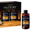 Подарочный набор мужской His Story №996 Tobacco (шампунь д/ волос + гель д/душа) Compliment