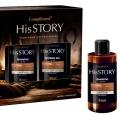 Подарочный набор мужской His Story №997 Wood (шампунь д/ волос + гель д/душа) Compliment