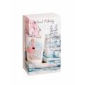 Подарочный набор для женщин косметический Lady ROMANTIC (Гель д/душа 250г+ Крем для тела/рук 200мл) LIV DELANO