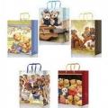 Подарочный пакет-сумка средний ламинированный Мишки (арт.6476)
