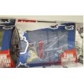 Подарочный набор для мужчины на 23 февраля полотенце в картонной коробке (арт.072)