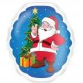 Гель-пена для душа Дед Мороз МГ49 60 мл с ароматом жевательной резинки (арт.A42912)