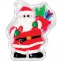Новогоднее подарочное глицериновое фигурное мыло 07M Дед мороз 80 гр (арт.A42906)