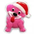 Новогоднее подарочное глицериновое фигурное мыло 80 гр (арт.A42898)
