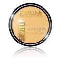Пудра EVELINE Расветляющая Пудра для лица и тела №55 Golden Make-UP Highlighter (Минимально 3 штуки)