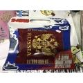 Подарочный набор для мужчины на 23 февраля полотенце в картонной коробке (арт.071-3)