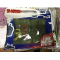 Подарочный набор для мужчины на 23 февраля полотенце в картонной коробке (арт.071-4)