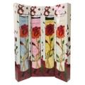 Подарочный набор для женщин на 8 Марта Полотенце махровое в коробке (арт.082-3)