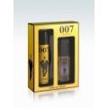 Набор мужской парфюмерии 007 ДИРЕКТОР (70мл+75 део)