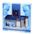 """Набор подарочный """"ICE AQUA"""" мужская туалетная вода 100 мл. + део спрей 75 мл."""