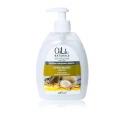 Крем-мыло для рук OIL NATURALS с маслами АРГАНЫ и ЖОЖОБА Нежное очищение и забота 400 мл БЕЛИТА