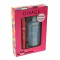 Женский подарочный набор купить Divage (тушь для ресниц, средство для снятия макияжа)