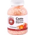 Соль для ванн ЙОДОБРОМНАЯ, металлизированный Антистресс 1000гр Домашний доктор Эльфа (заказ от 3 штук)