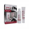 Подарочный набор для мужчин №1113 QP Winter Sport (гель д/душа 250 мл + крем для лица от обветривания 50 мл) Compliment