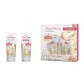 Женский Подарочный набор для женщин  №1140 Antistress (гель для душа 200 мл + лосьон для тела 200 мл) Compliment