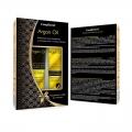 Женский Подарочный набор для женщин №1240 Argan Oil (крем д/лица + крем д/рук и ногтей + патчи) Compliment