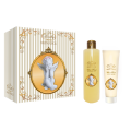 Женский подарочный набор Skin Juice (гель White Musk+крем для лица White Musk) LISS KROULLY AN-17012 (арт.04014)
