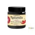 Маска для волос против выпадения , стимуляция роста волос 3в1 с перцем 500 мл Naturalis COMPLIMENT
