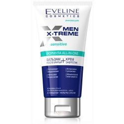 EVELINE Men X-Treme 150мл Бальзам (130) После бритья+крем Энергетик