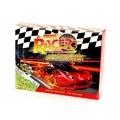"""Подарочный набор для мальчиков """"ТИМИ Racer"""" №203 Красный с игрой ( шампунь + гель для душа)"""