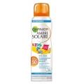Средство для загара Детский солнцезащитный сухой спрей SPF 50 Ambre Solaire