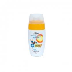 Детское молочко солнцезащитное SPF-40 UV (A+B) водостойкое 100 мл SunStyle