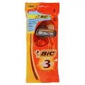 BIC 3 Sensitive станки одноразовые для чувствительной кожи (4 шт.) BIC