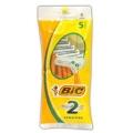 Станки одноразовые BIC 2 Sensitive с двумя лезвиями BIC