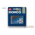 Сменные кассеты с двумя лезвиями без увлажняющей полоски DORCO PACE3 DP-50
