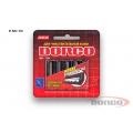 Сменные кассеты с двумя лезвиями без увлажняющей полоски DORCO MC-50