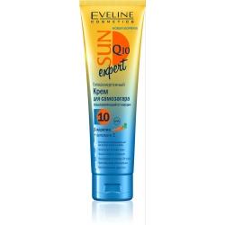 Крем для самозагара фактор 10 100мл Eveline Sun Expert Q10 (арт. 06201005.1)