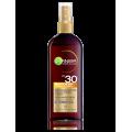 Солнцезащитное масло-спрей SPF 30 Гарньер Амбр Солер 150мл. (арт. 00046805)