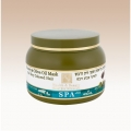 Маска для волос сухих и окрашенных волос с оливковым маслом и медом 250.мл H&B Израиль (арт.43304)